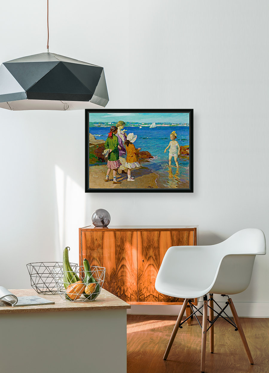 At The Beach and Cold Feet  Art