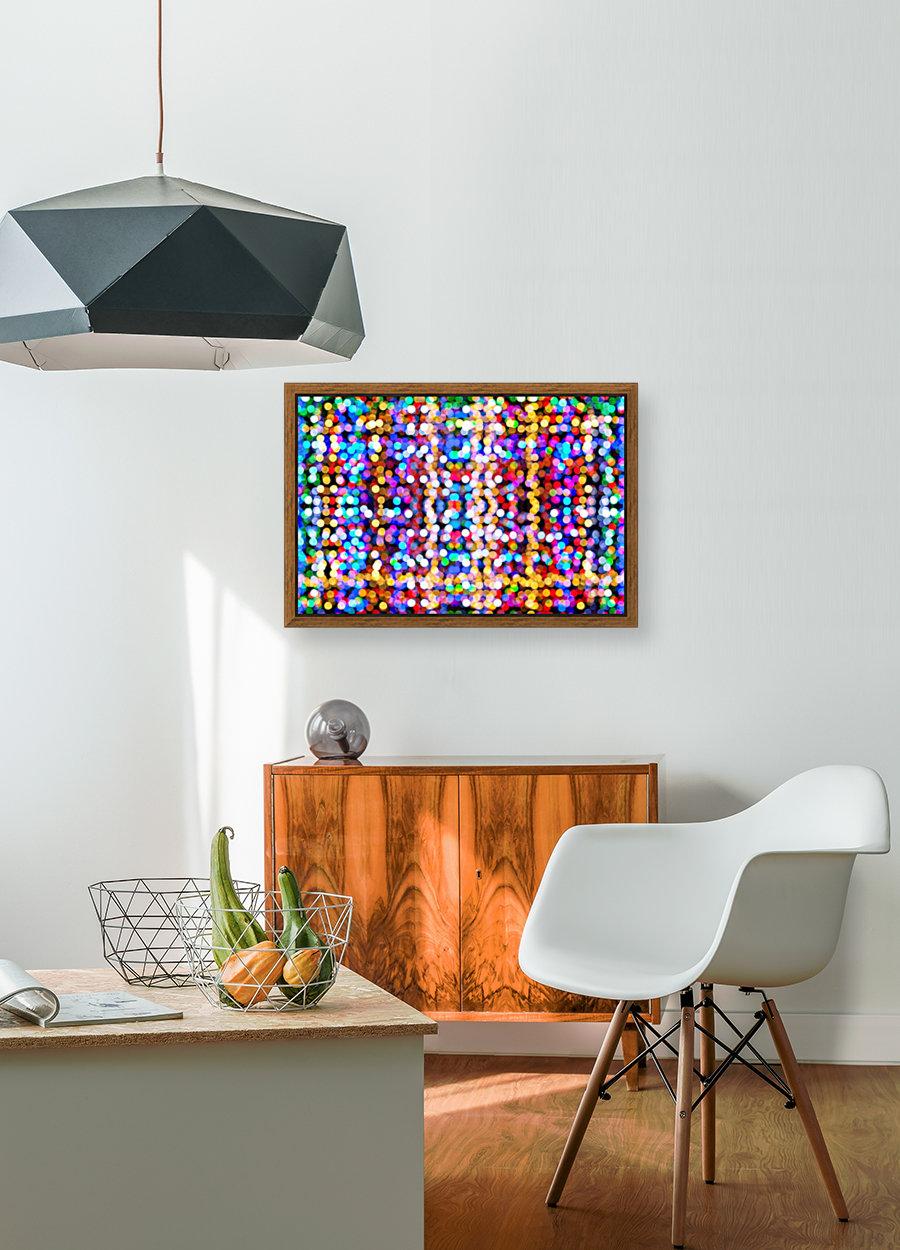 bokeh multicolor  Art