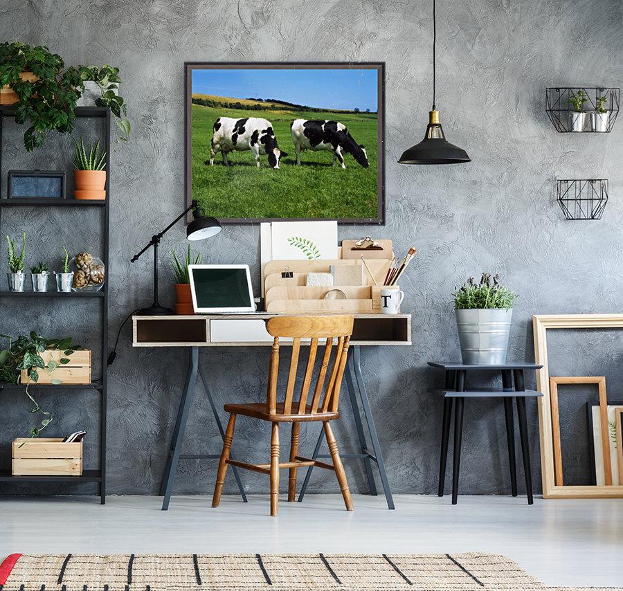 County Cork, Ireland, Dairy Cattle  Art