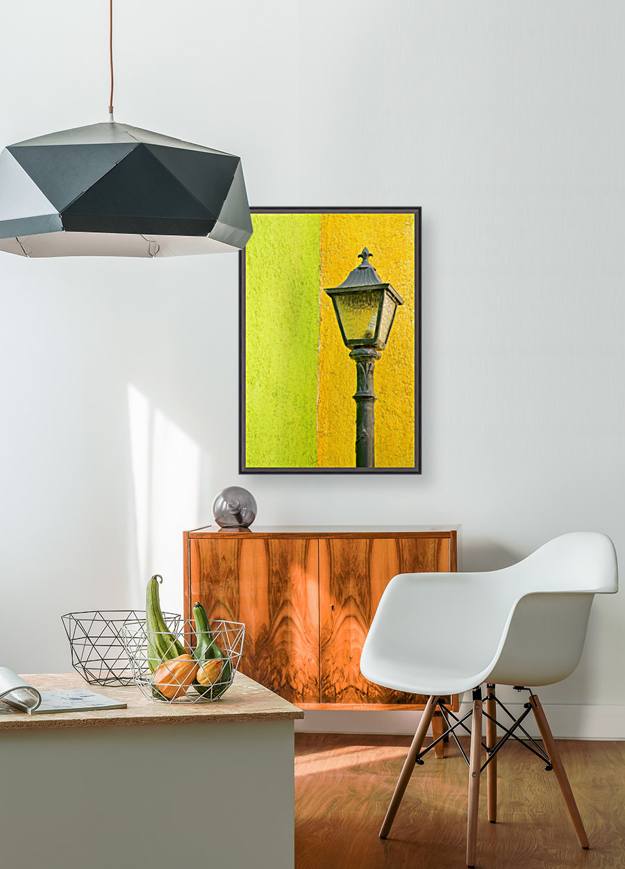 La Crucecita City, Bahias De Huatulco, Oaxaca State, Pacific Coast, Mexico; Lamp In  Art