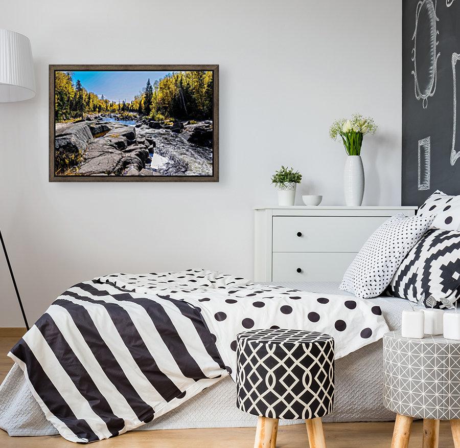 River Bed  Art