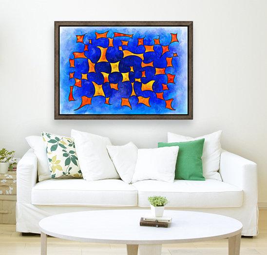 Blesmios V1- melting cubes  Art
