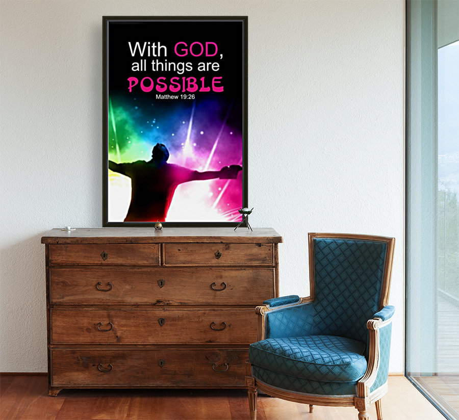 All things Possible  Art
