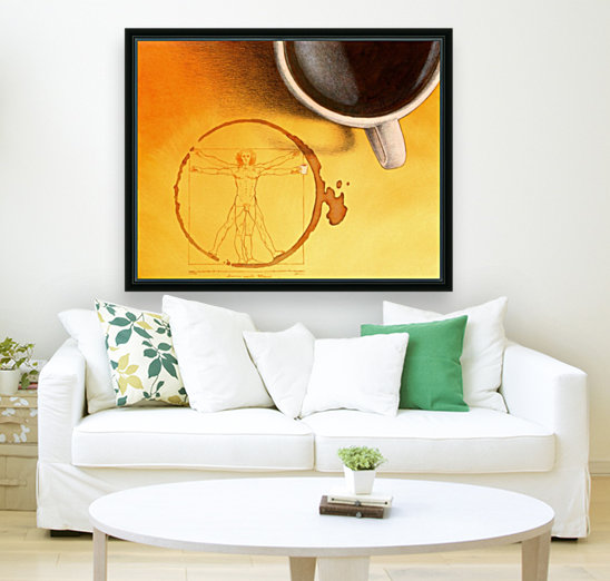 coffee man  Art