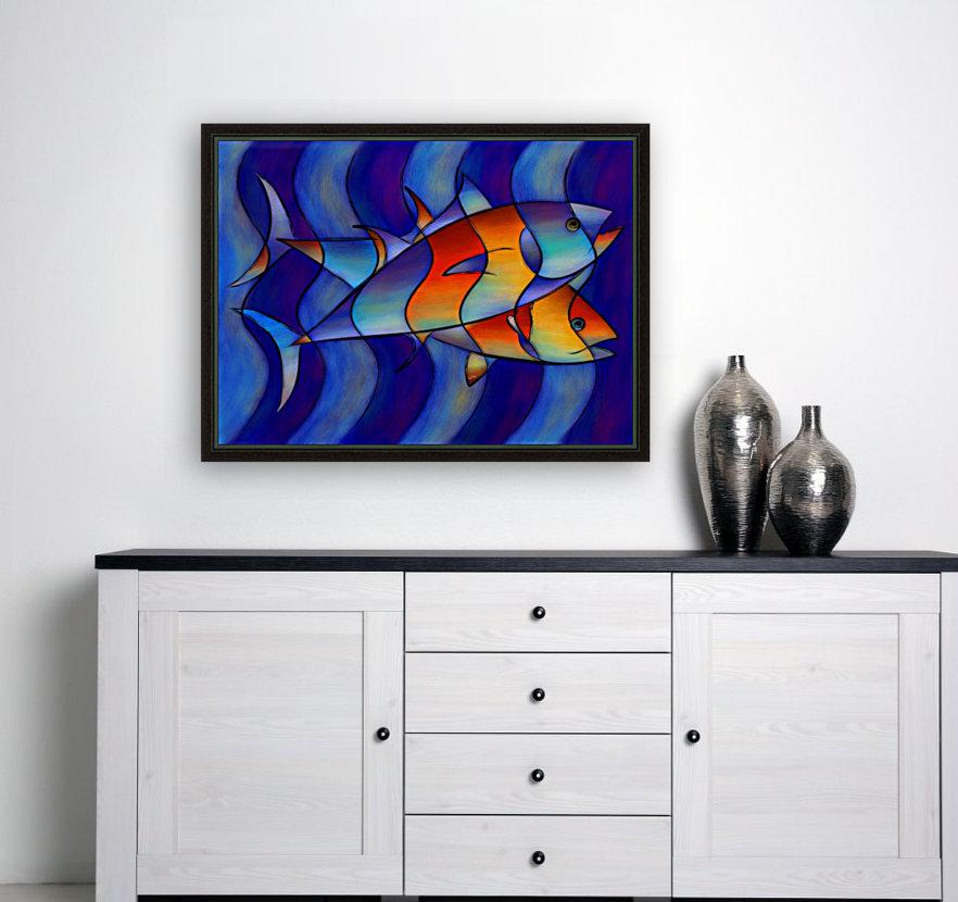 Cassanella - dream fish  Art
