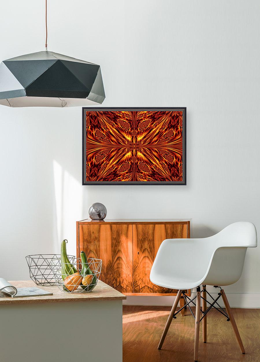 Fire Butterfly   Art