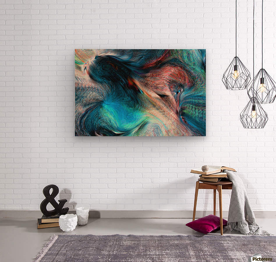 background4  Wood print