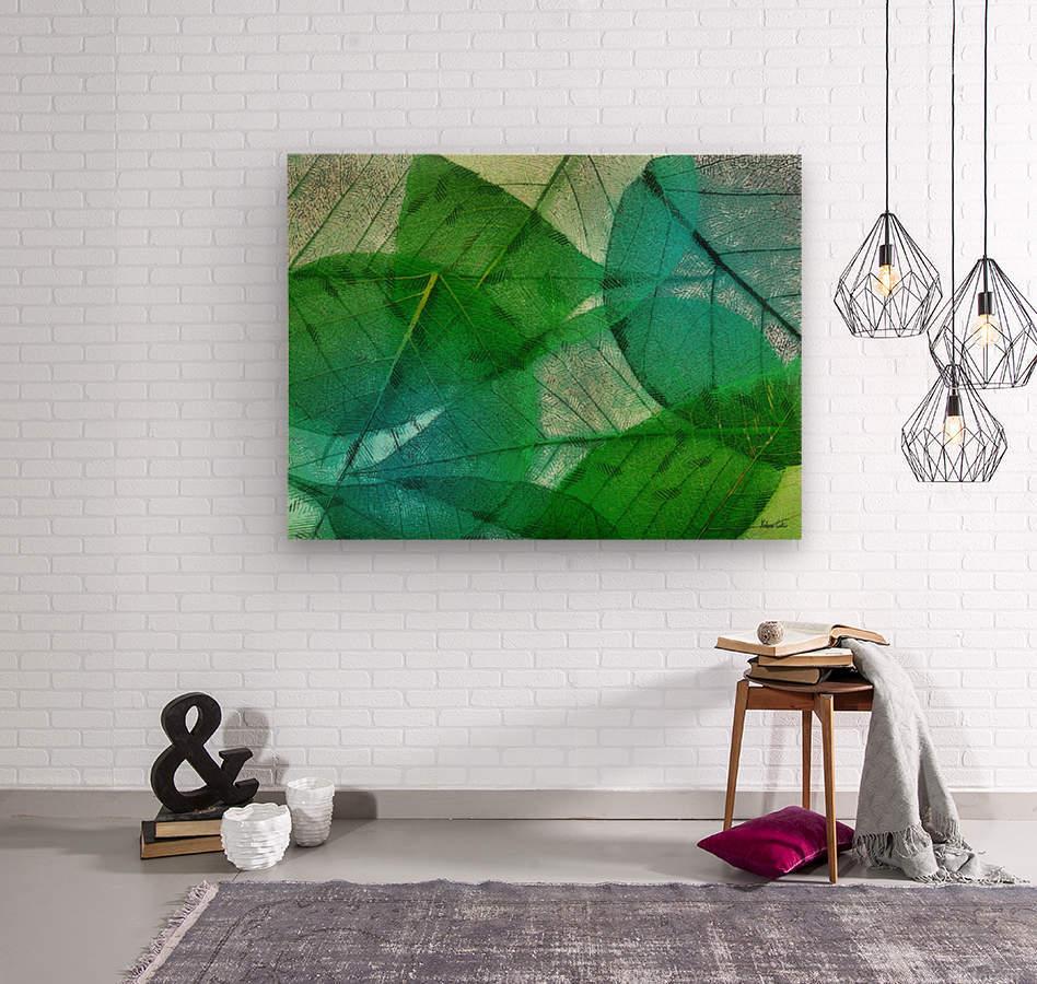 HC0272     Wood print
