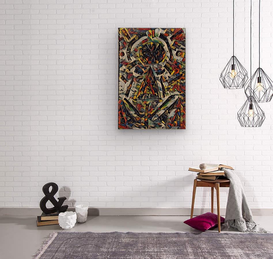 picirnes   Wood print