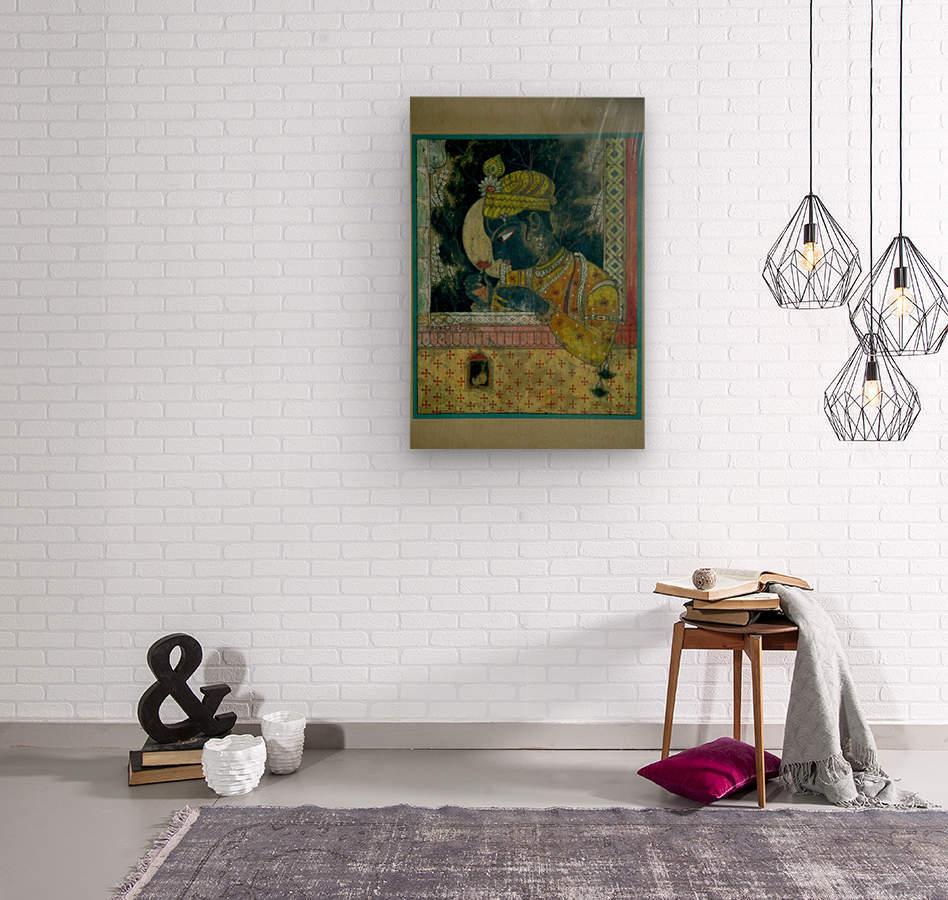 Untitled 7_copy  Wood print