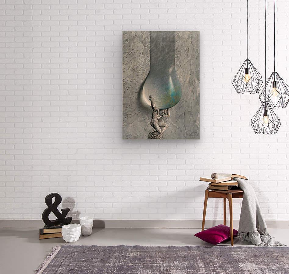 20 Krzysztof Grzondziel  Wood print