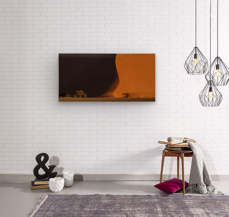2017.06 - Essence of Sossusvlei  Wood print