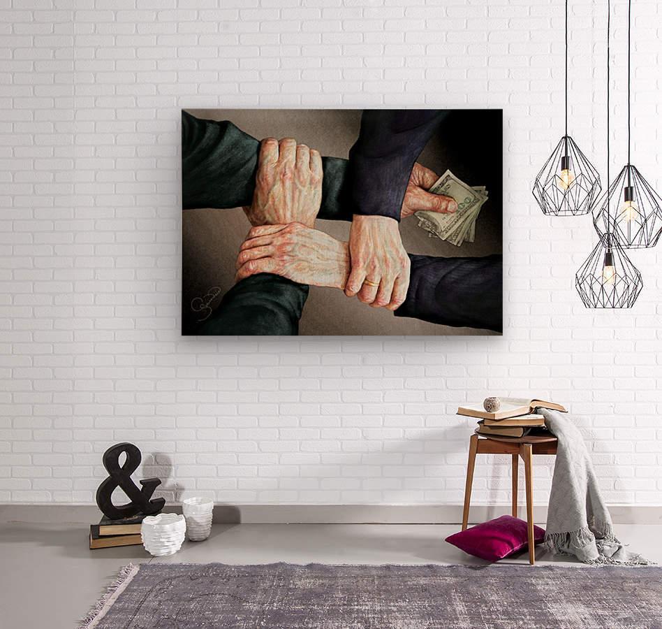 11 Krzysztof Grzondziel  Wood print