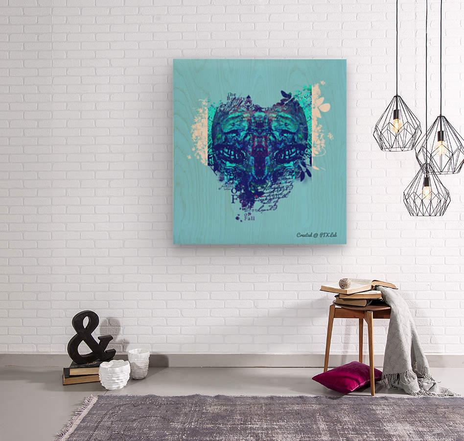 pix_lab_322  Wood print