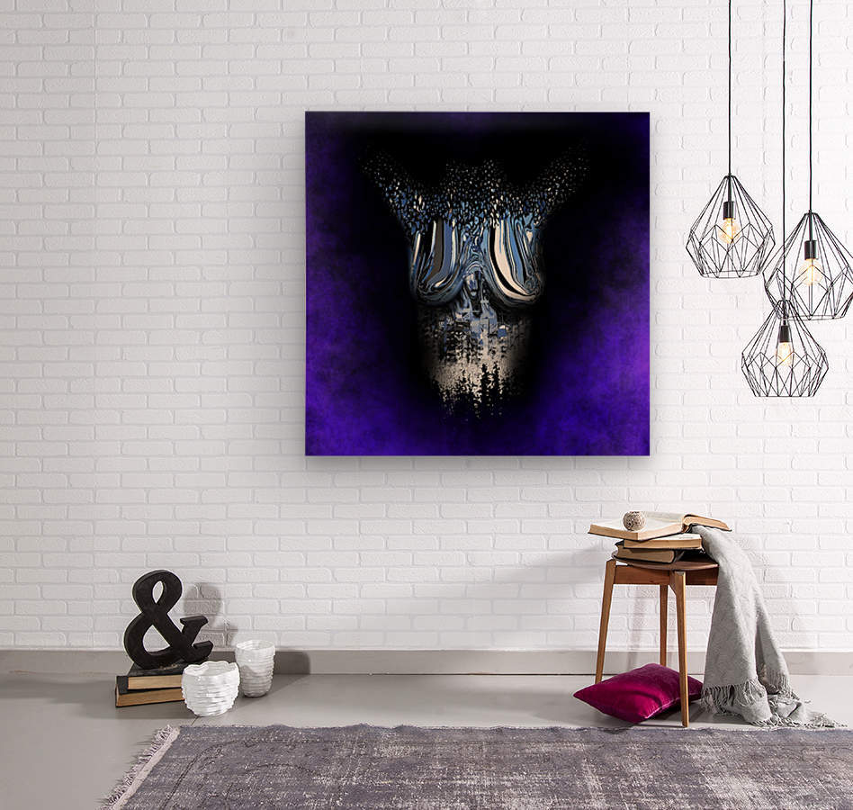 Ephemeral Desire 100  Wood print