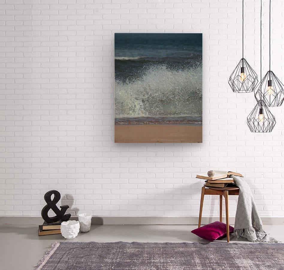 Prince Edward Island beach  Wood print
