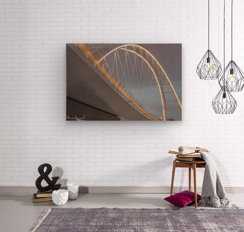 Walterdale_Bridge_NIK9887  Wood print