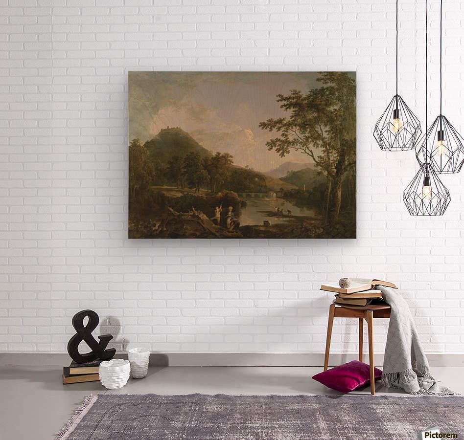 Welsh Landscapes  Wood print