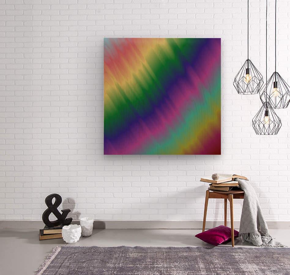 Cool Design (54)  Wood print