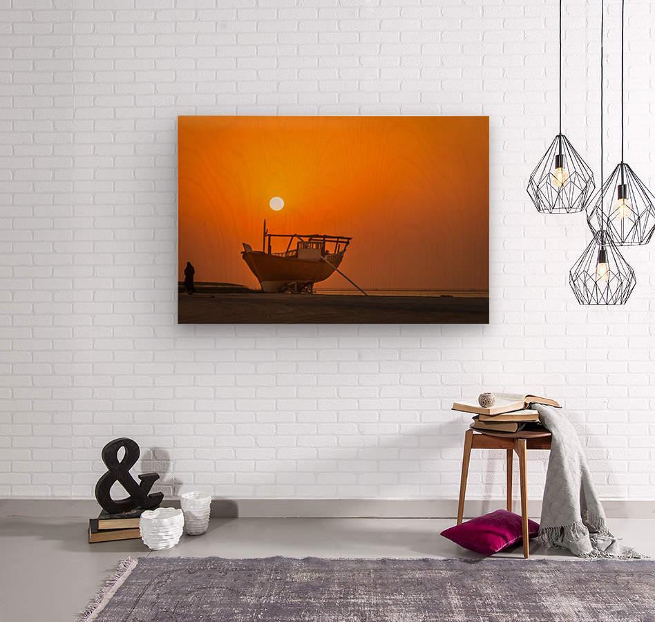 AZY_4350  Wood print