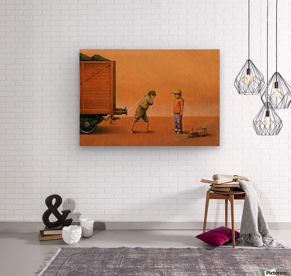 PawelKuczynski34  Wood print