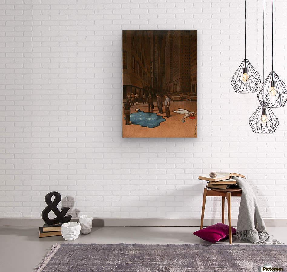 PawelKuczynski42  Impression sur bois