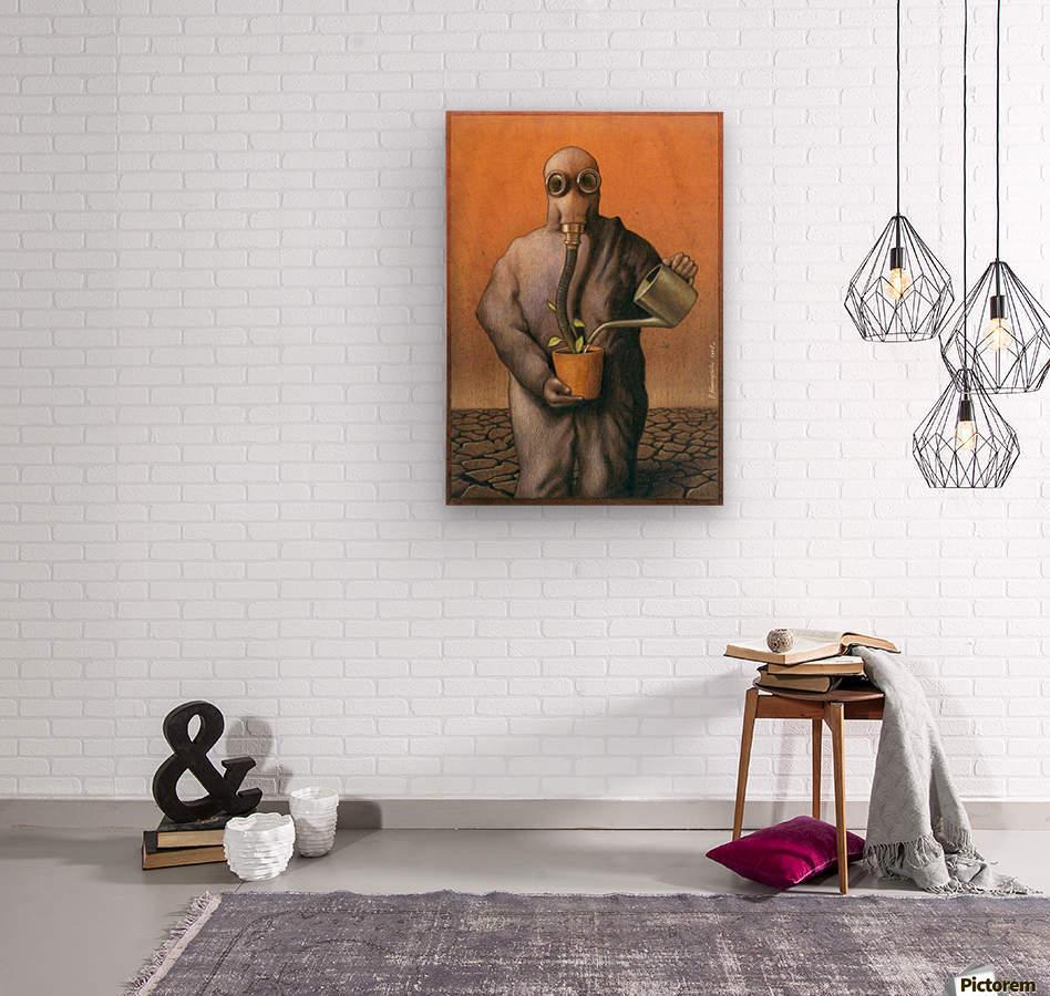 PawelKuczynski45  Impression sur bois