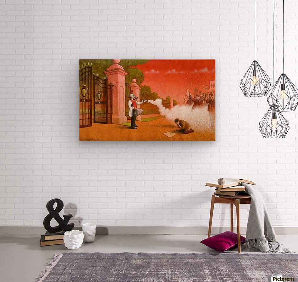 PawelKuczynski46  Wood print
