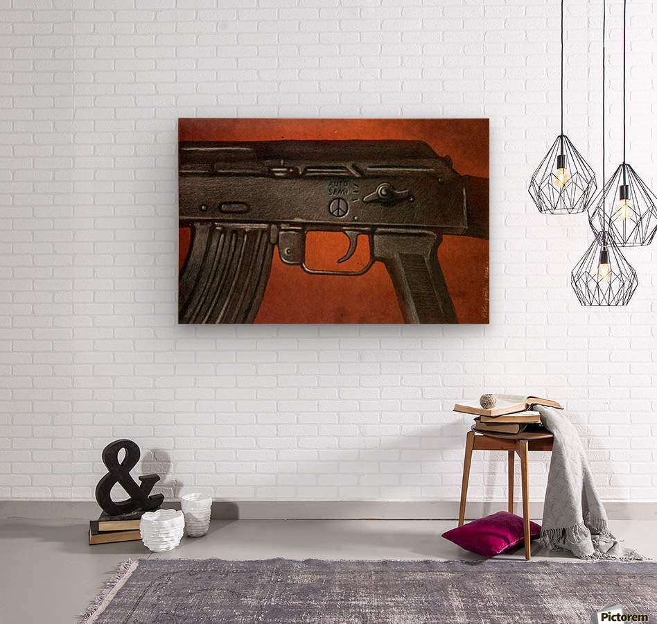 PawelKuczynski47  Wood print