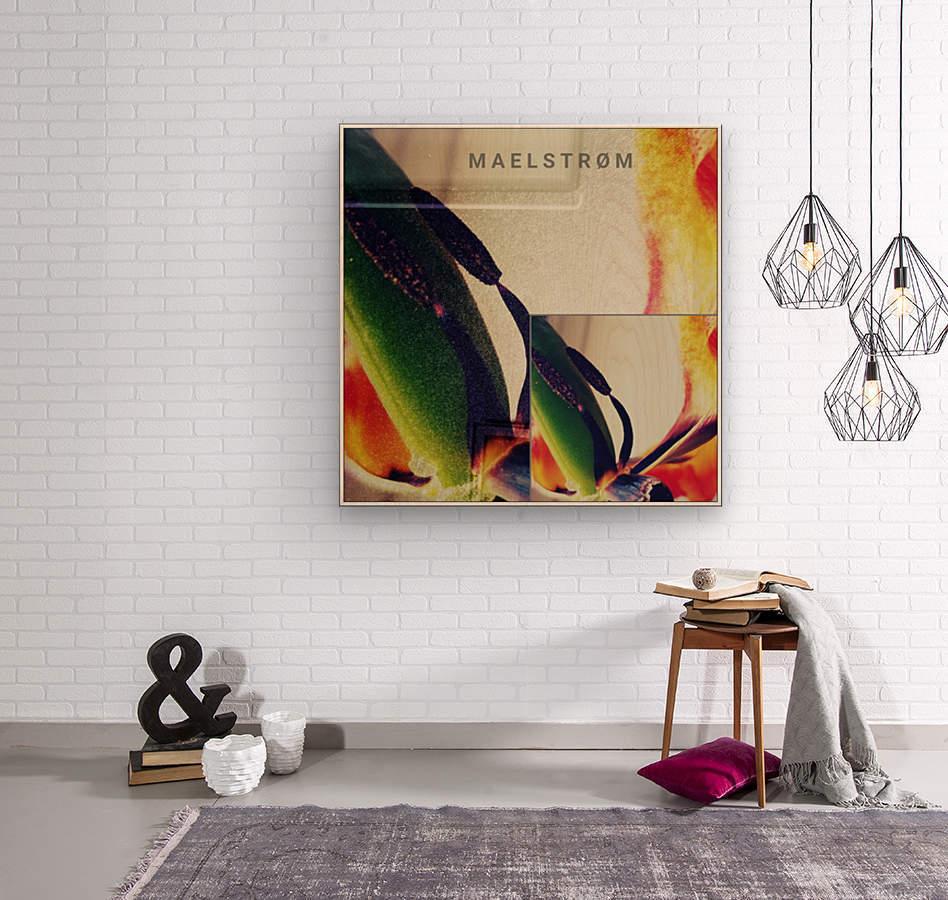 R_PUNKS_LYS  Wood print