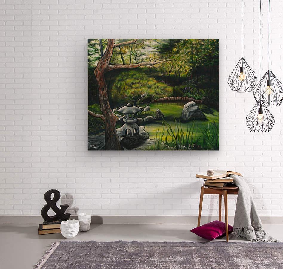 Minnesota Arboretum  Wood print