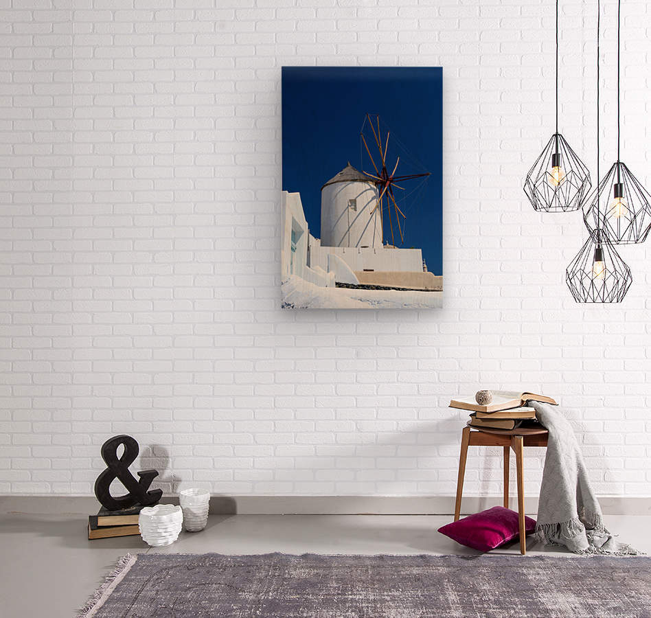 _TEL4061  Wood print