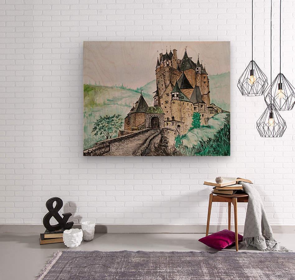 Landscape_DKS_1  Wood print