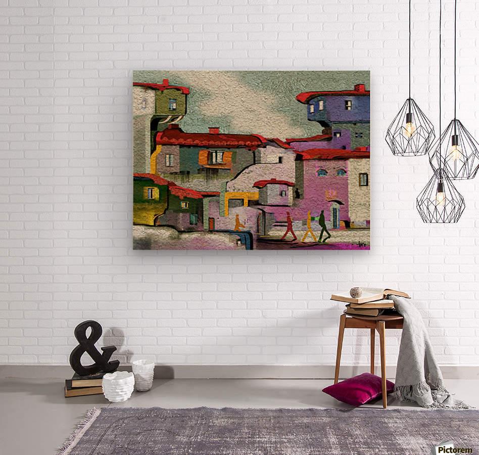 0227  Wood print