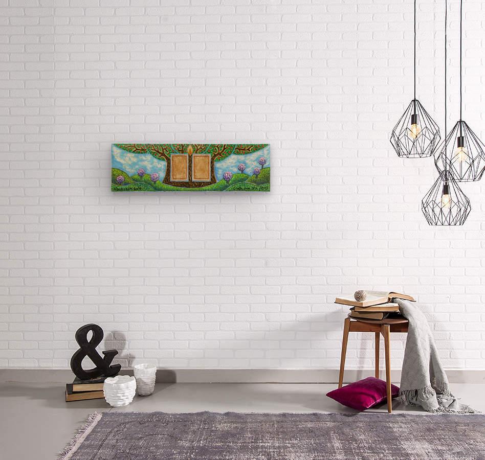 2019 019  Wood print