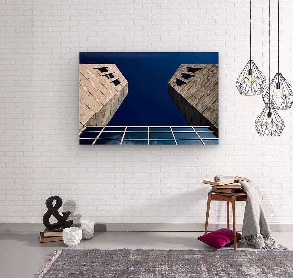 LightandDark  Wood print