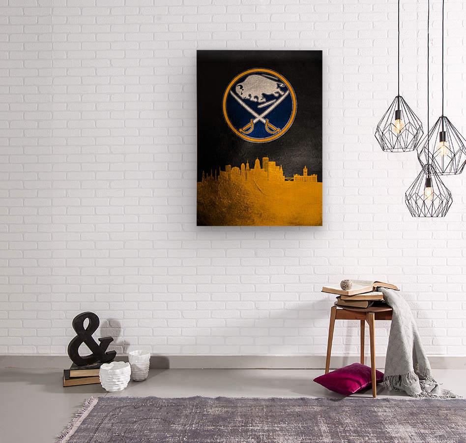 Buffalo Sabres 2  Wood print