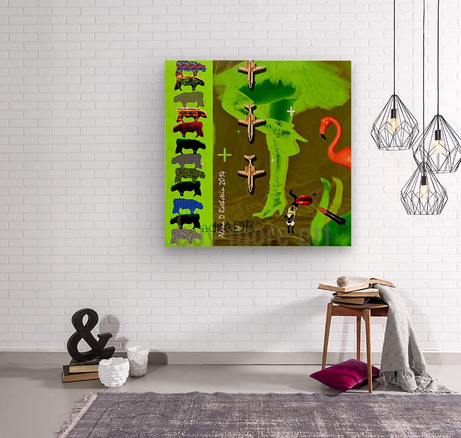 buymoreart  Wood print