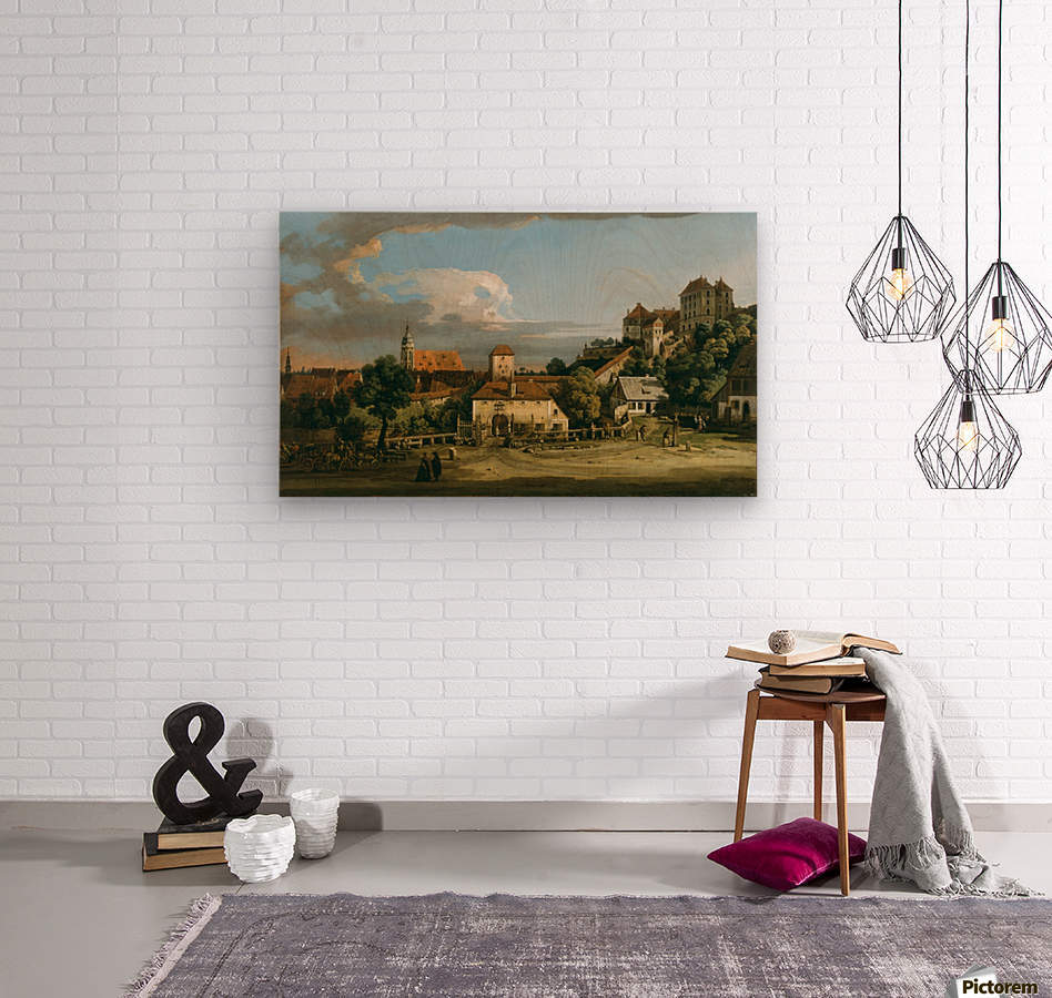 The Obertor from the South  Wood print