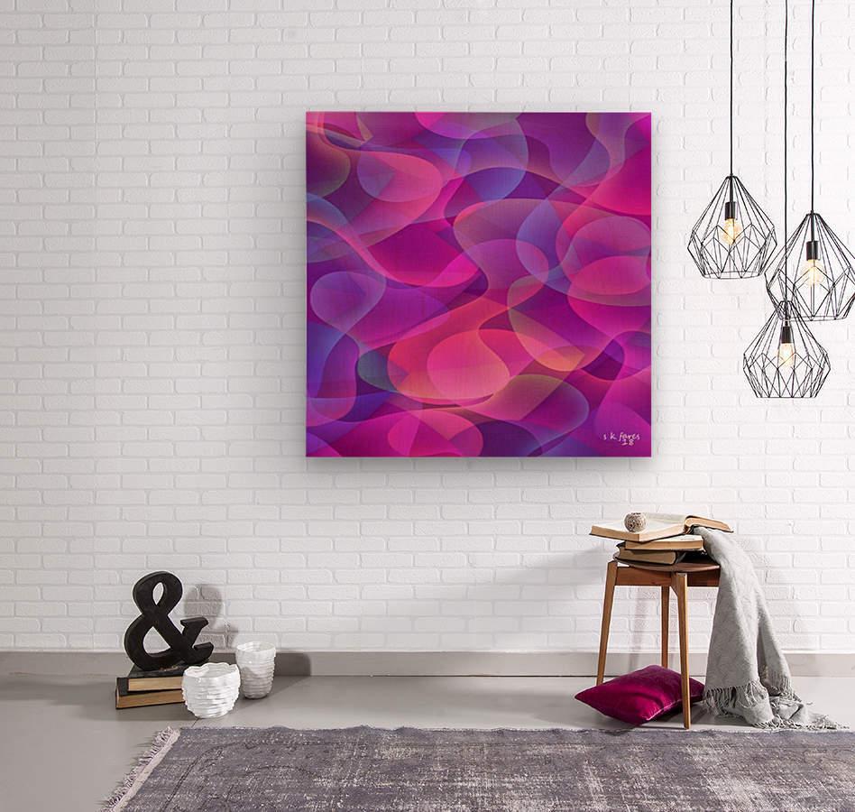 ART A MIX29  Wood print