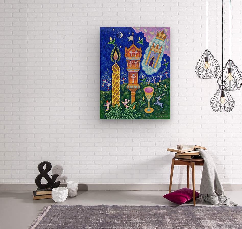 2019 047  Wood print