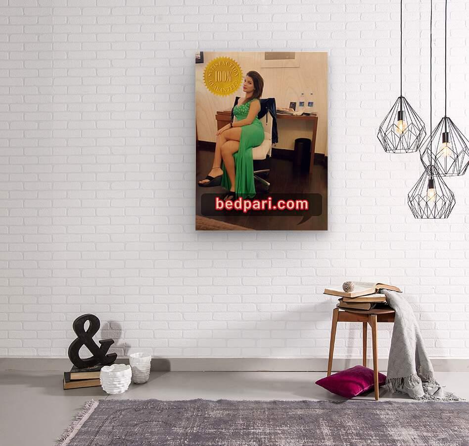 anjali 2  Wood print
