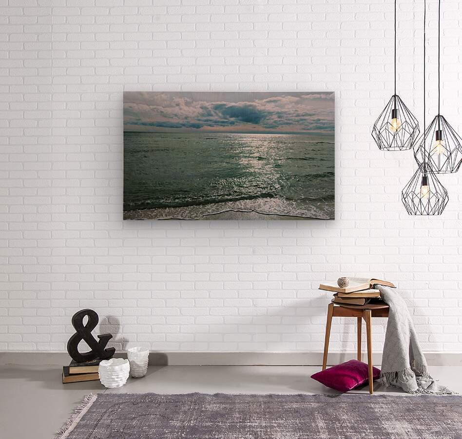 Serenity at Santa Rosa Beach  Wood print