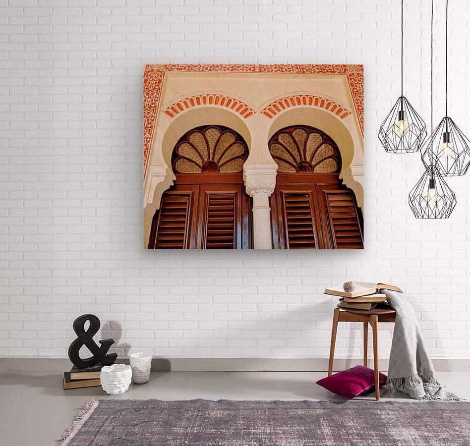 Cienfuegos II  Wood print