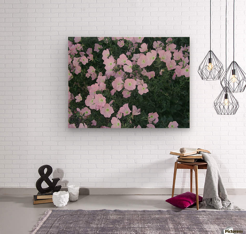 Flower Garden 2  Wood print