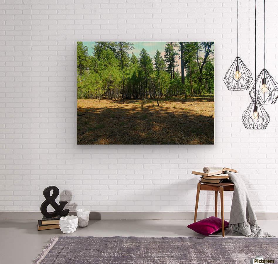 Deeper In  Impression sur bois