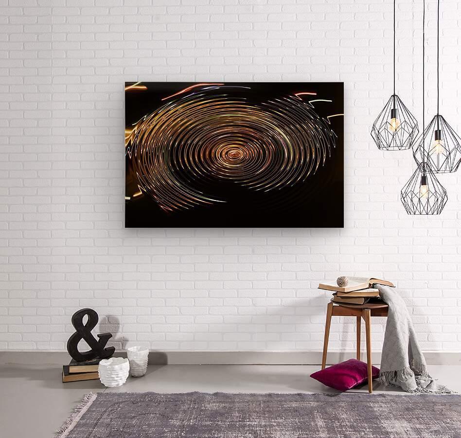 SKYWALKER  Wood print