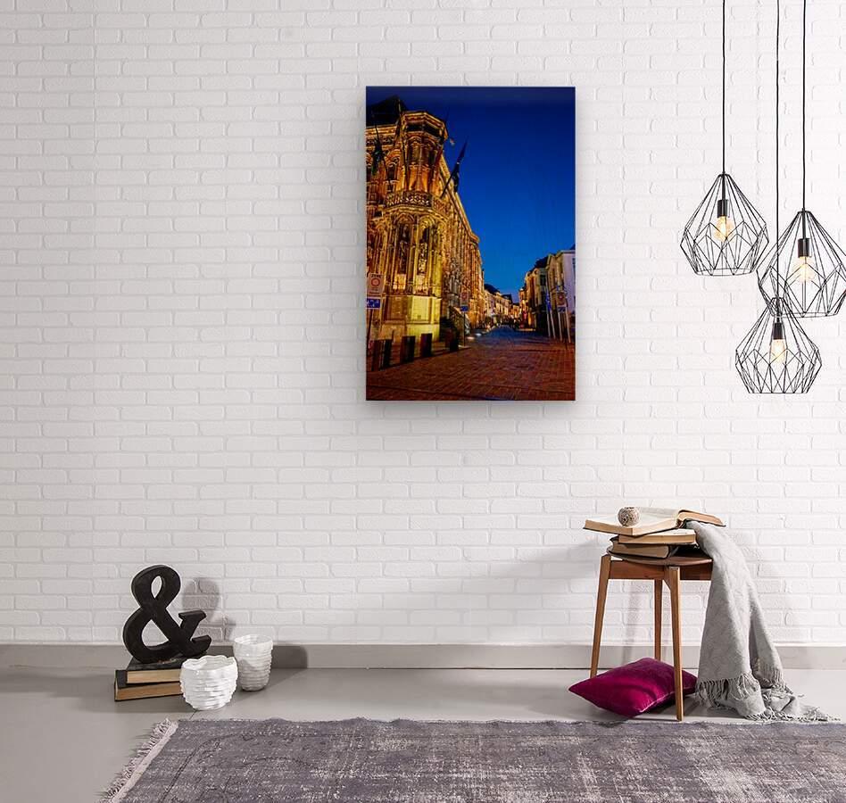 Beautiful Belgium 3 of 7  Wood print