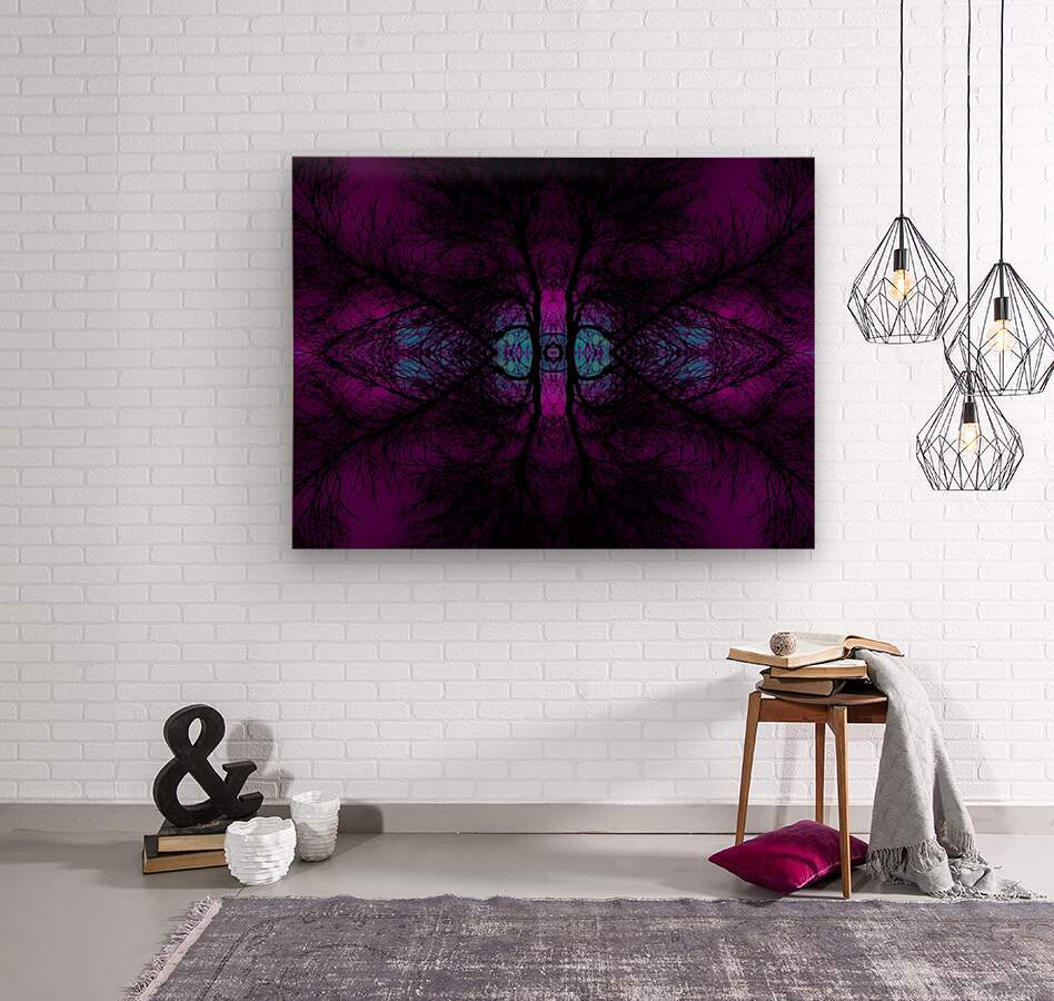 Portal  10   Wood print