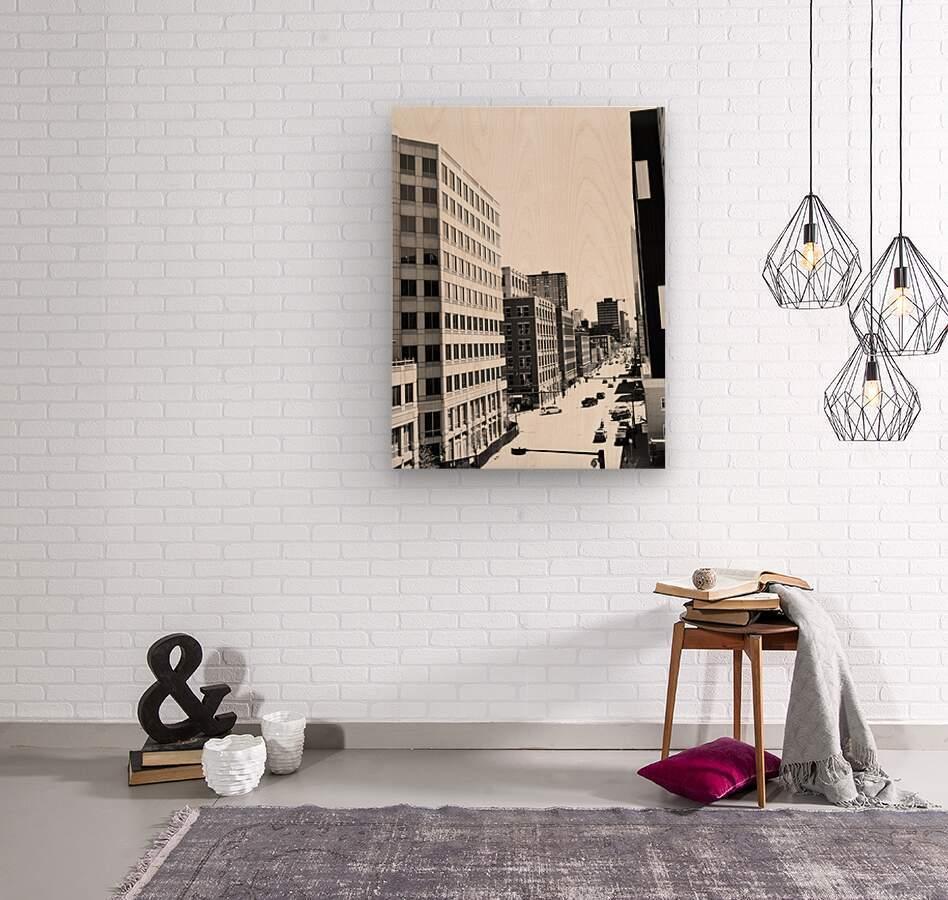 DENVER 2K18  Wood print